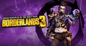 Borderlands 3: Multiverse Disciples of the Vault Amara Cosmetic Pack