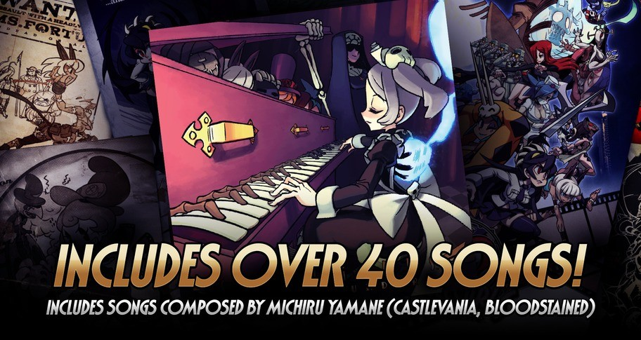 Skullgirls: Original Soundtrack