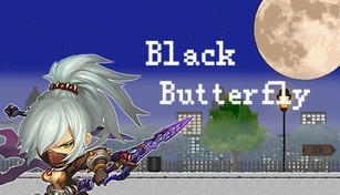 Black Butterfly - Night Action