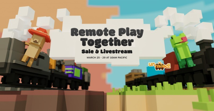Steam - Remote Play Together Sale