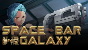 Space Bar at the End of the Galaxy