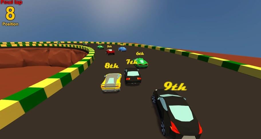 Barro Racing - GT
