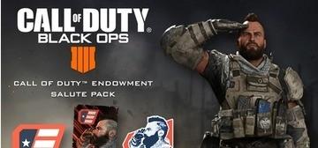 Call of Duty: Black Ops 4 - C.O.D.E. Salute