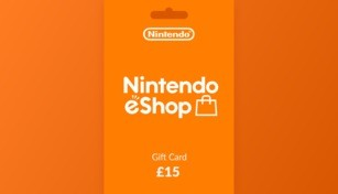 Nintendo eShop Gift Card 15 GBP