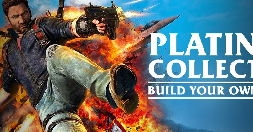Fanatical Platinum Collection - Build your own Bundle - May 2020