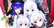 Neptunia Virtual Stars - Electronic Fairy Project x Kokounoakumu-Nightmare- Pack