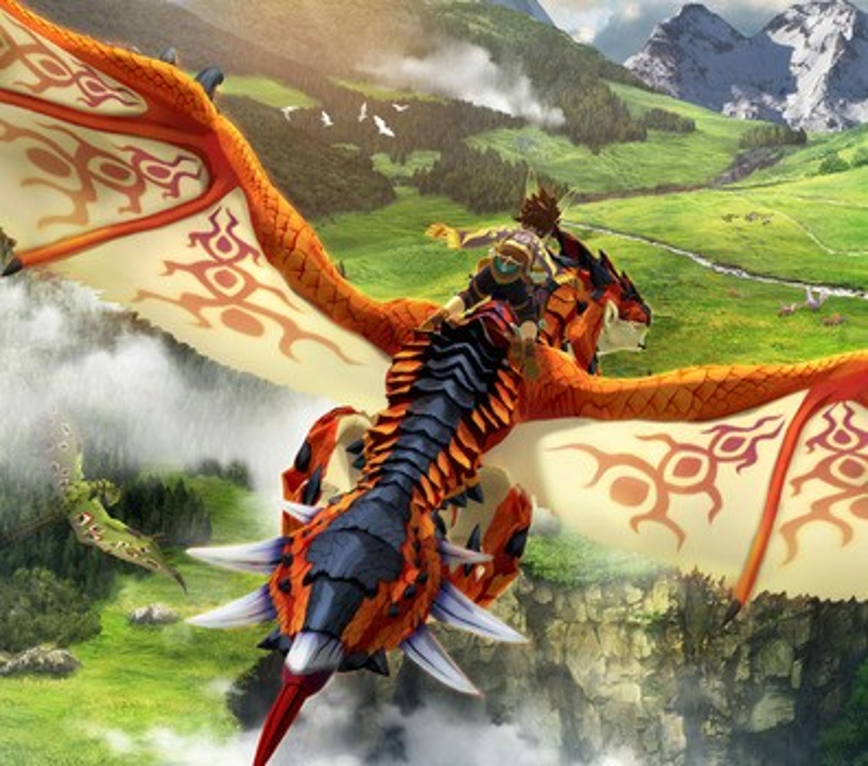 3x Monster Hunter Stories 2: Wings of Ruin