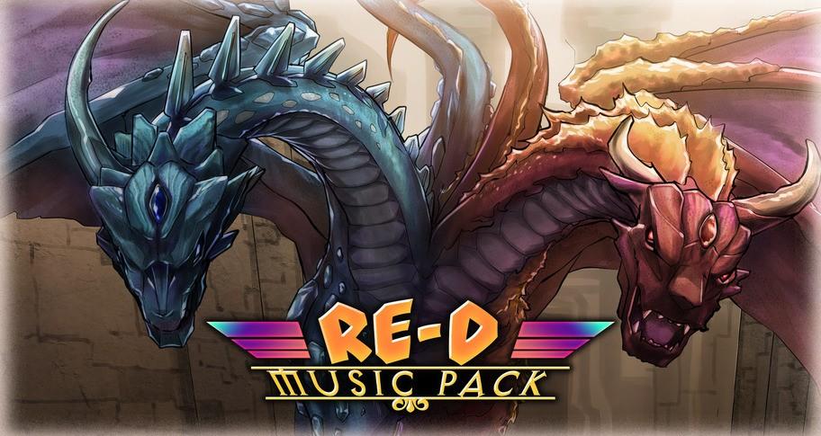 RPG Maker MZ - RE-D MUSIC PACK