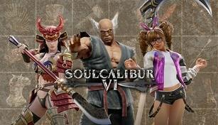 SOULCALIBUR VI - DLC12: Character Creation Set E