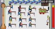 Jerking Off In Class Simulator