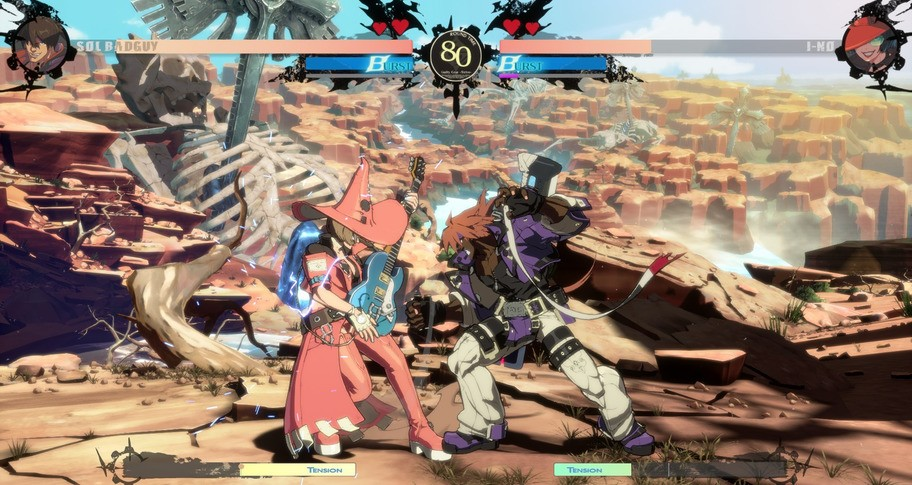 Guilty Gear -Strive- Additional Colors DLC