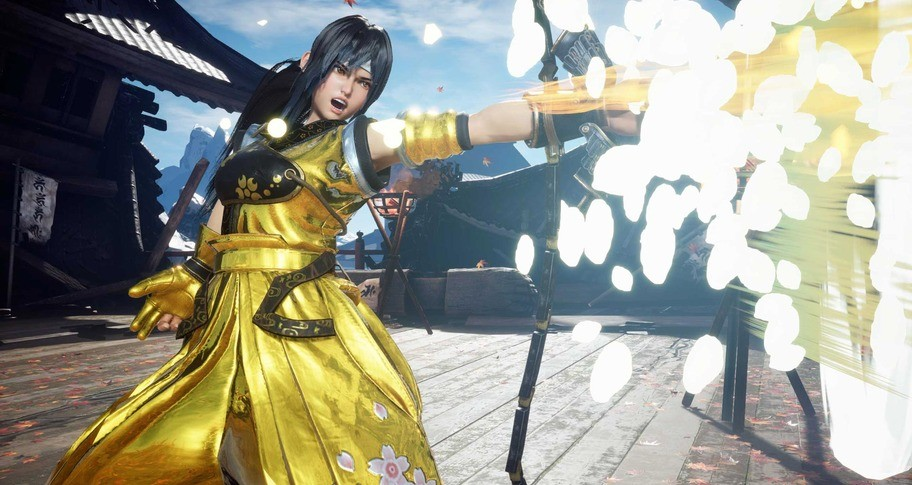 FIGHTING EX LAYER - Color Gold/Silver: Hokuto