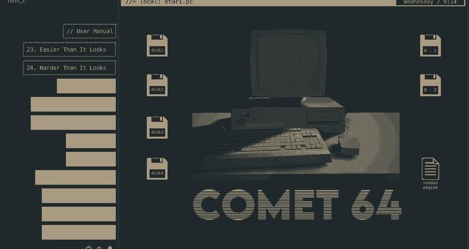 Comet 64