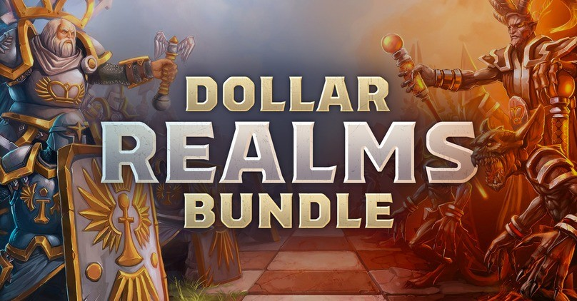 Fanatical - Dollar Realms Bundle