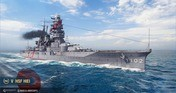 World of Warships - HSF Hiei