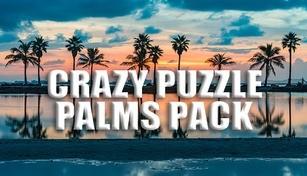 Crazy Puzzle -Palms