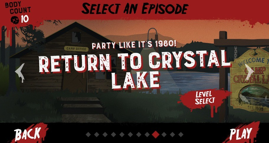 Friday the 13th: Killer Puzzle - Episode 9: Return to Crystal Lake