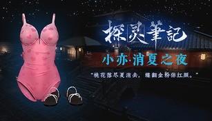 探灵笔记-灵探小亦·消夏之夜服饰(附送29999灵币)