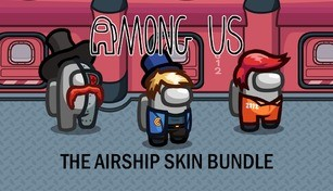 Among Us - Airship Skins