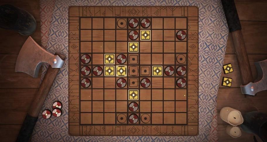 Tafl Champions: Ancient Chess