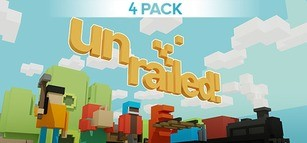Unrailed - Four Pack