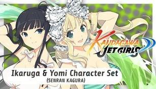 Kandagawa Jet Girls - Ikaruga & Yomi Character Set (SENRAN KAGURA)