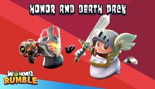 Worms Rumble - Honor & Death Pack