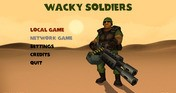 Wacky Soldiers