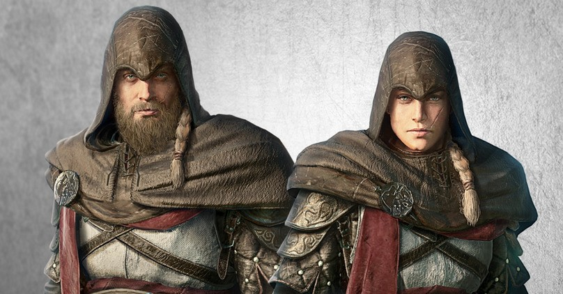 New FREE rewards for Assassin's Creed Valhalla and Immortals Fenyx Rising
