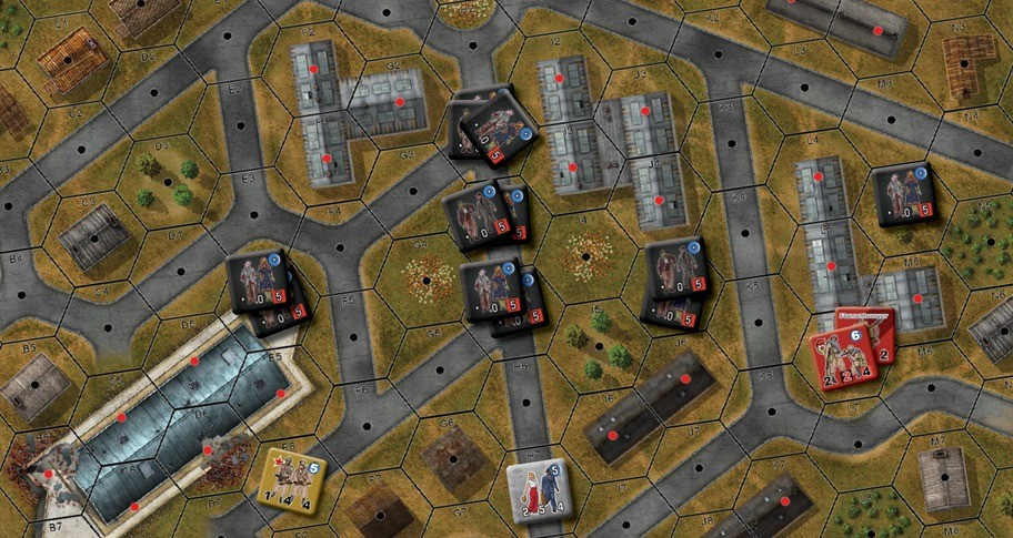 Lock 'n Load Tactical Digital: Zombies The Final Enemy Battlepack 1