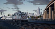 Train Sim World 2: Peninsula Corridor: San Francisco - San Jose Route Add-On