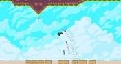The last Baron's stunt (Anime)
