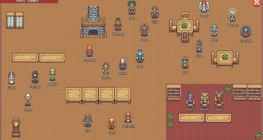 dungeon & heros