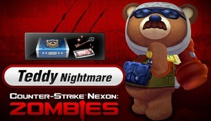 Counter-Strike Nexon: Zombies - Teddy Nightmare (30 Days)