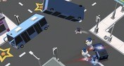 Funny Road Chase Simulator