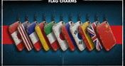 Zombie Army 4: Flags Charm Pack