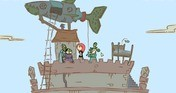 Nelly Cootalot: Spoonbeaks Ahoy! HD