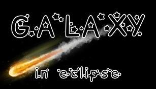Galaxy in eclipse