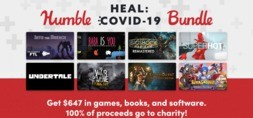 Humble Heal: Covid-19 Bundle