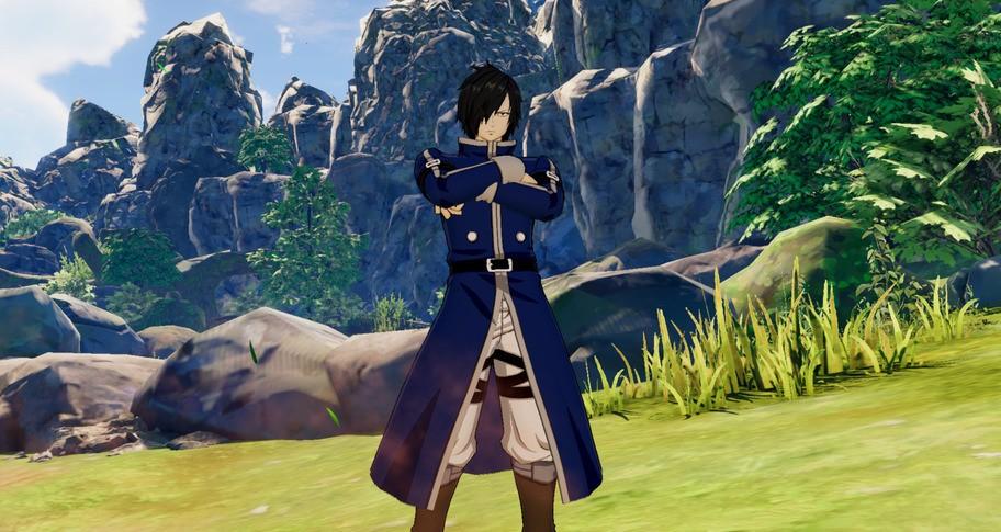 "FAIRY TAIL: Rogue's Costume ""Anime Final Season"""