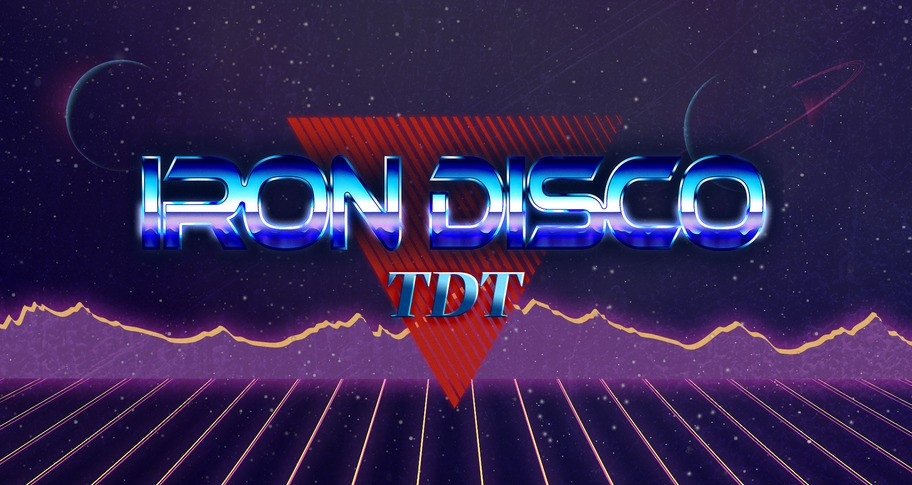Iron Disco sounds and themes
