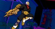 Lethal League Blaze - Shining-Gold Super Winner outfit for Nitro