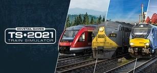 Train Simulator 2021 + 4 DLCs