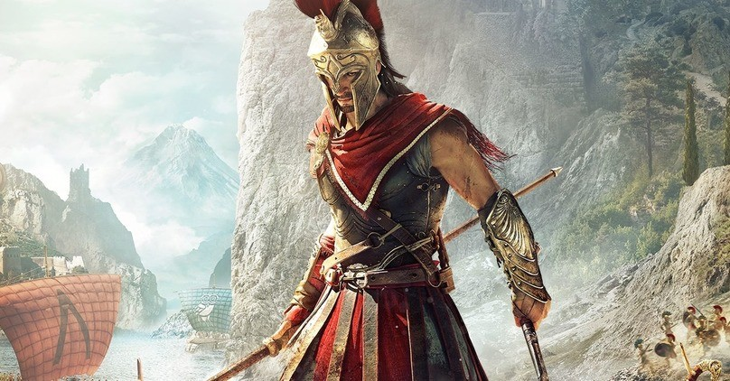 Historical low price for Assassin's Creed Odyssey at Amazon!