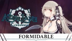 Azur Lane Crosswave - Formidable