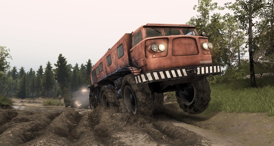 Spintires - Canyons DLC