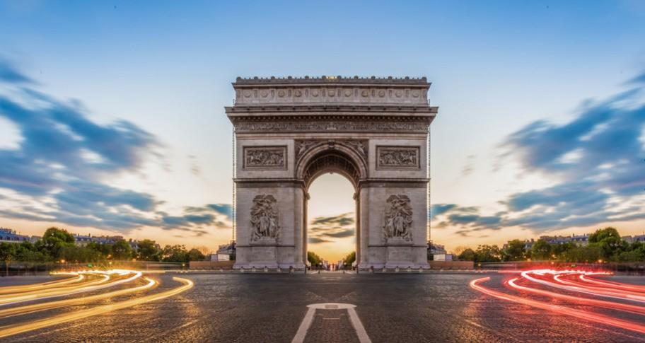 Crazy Puzzle -Paris