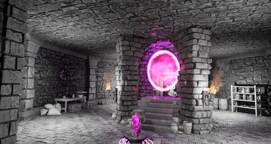 MAZE: A VR Adventure
