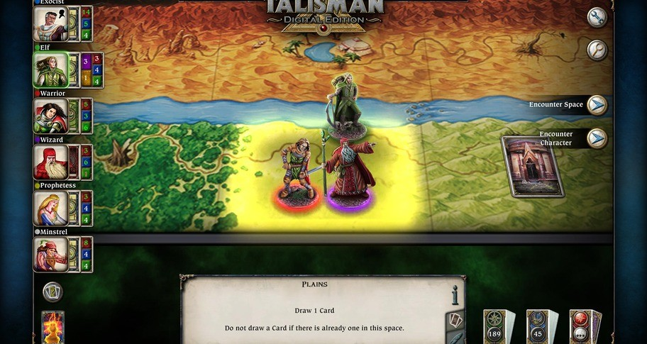 Talisman: Digital Edition + Talisman - The Reaper Expansion