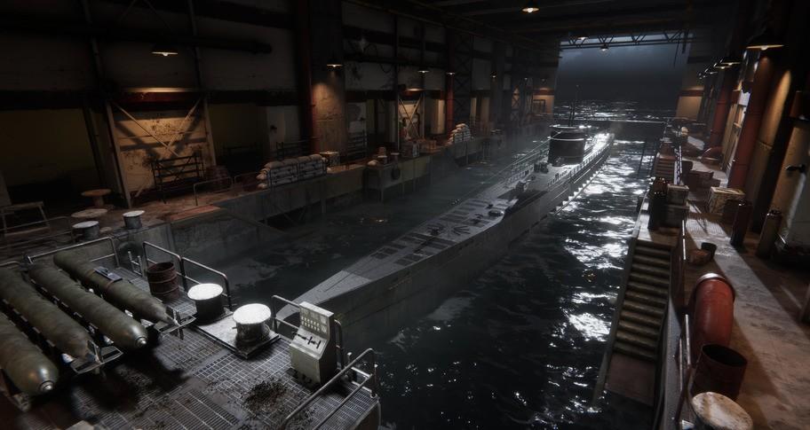 Uboat Mechanic Simulator